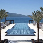 Flagship Aquascape's projects include a technically outstanding, 125ft, infinity edge pool for Lord Rothschild in the millionaire's playground of Montenegro.