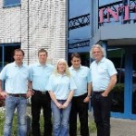 Interhiva has recruited a new team to staff its new UK base. Pic from left to right: Bart Bosman, Peter Allen, Karen McCleave, Chris Allcock and