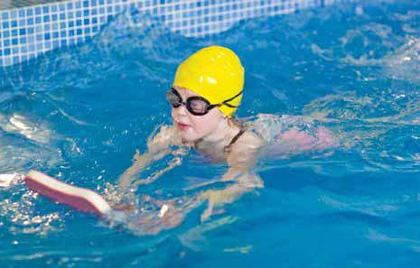 Shock Report Reveals Uk Children Cannot Swim Pool And Spa Scene