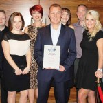 jacuzzi uk team feature in pool and spa scene business section