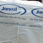 Jacuzzi hot tubs stolen from West Sussex spa showroom
