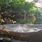 Hot Tubs, , Garden Nuisance, BBC, Gardeners' World, spas, garden spas, portable spas, BISHTA, water leisure, Jacuzzi, Master Spas, Artesian, HotSpring, Hydropool, Arctic Spas,