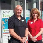 Steve Tonks, Aspire's technical manager, pictured with operational manager, Sally Barnes, has staked his reputation on Zeoclere filter media.
