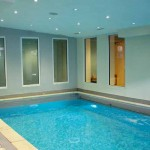above: Giles Leisure has created a unique Hydrotherapy Centre at its pool shop in Lewes, East Sussex.