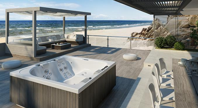 Boasting outstanding green credentials, Teuco has unveiled its new Cheers range of portable spas.