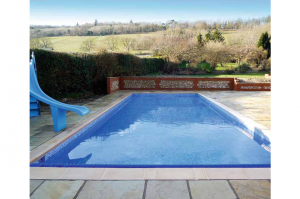 pool is country living finishing touch