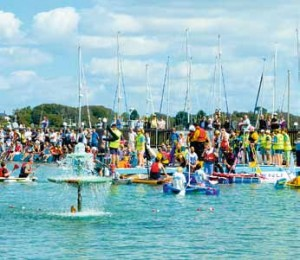 A series of initiatives have been introduced at Lymington Sea Water Baths in the last 12 months to raise its profile and to broaden its appeal.
