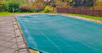 Old pool gets the bespoke treatment pool and spa scene for Bespoke swimming pools
