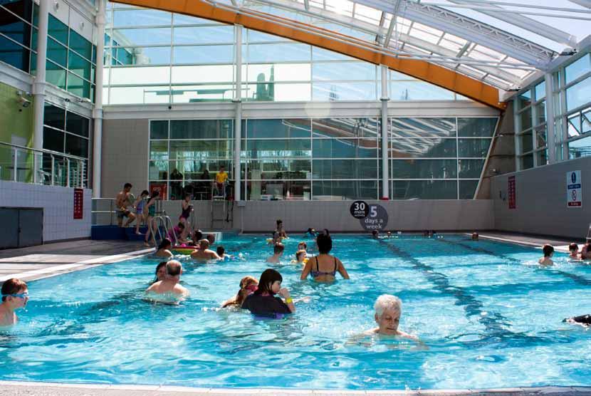 Raising The Roof Aquavale Focus Pool And Spa Scene