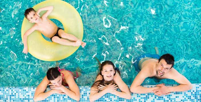 home pools