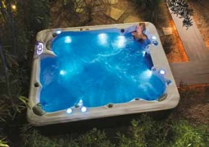 American spa manufacturers, like MAAX spas, focus on creating a deeply relaxing, soothing experience.