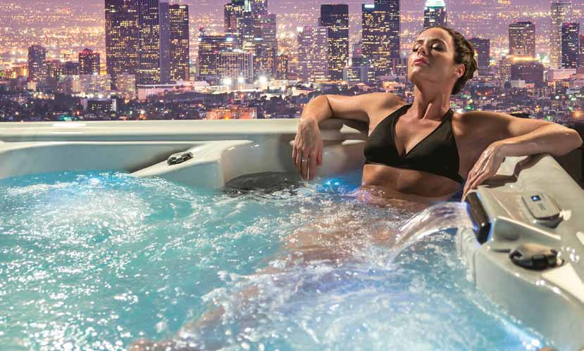 Marquis Spas experienced double digit sales growth in the UK and other international markets in 2014.