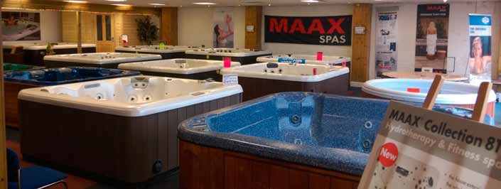 The Perth Spas team is hoping that the new showroom will help to grow the business by around 20 per cent going forward.