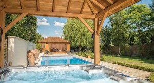 The Spa Collection, from Crown Pavilions, is a brand new range of timber-constructed spa buildings.