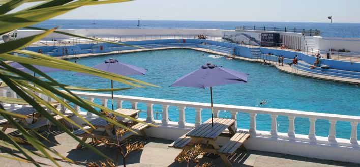 Major renovations will see the lido restored to its former glory and is due to open next year.