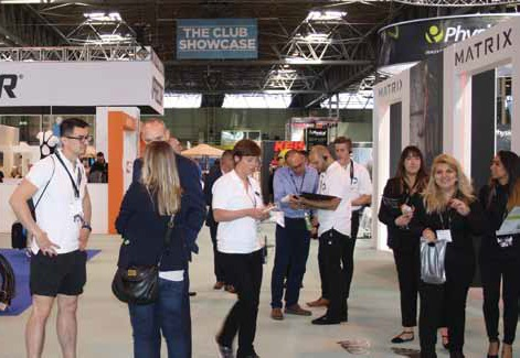 Although significantly smaller than previous years, there was still plenty to inspire and energise the leisure sector at LIW in September.