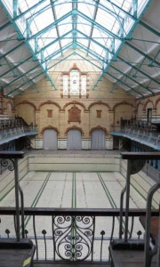 Historic Pools of Britain aims to protect historic buildings like the Victoria Baths in Manchester.