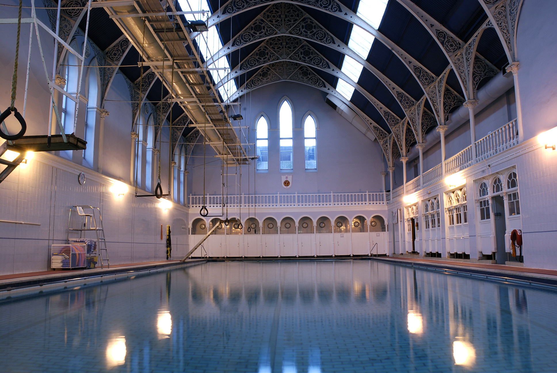 The Western Baths Club -Swimmingpool
