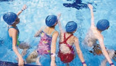 Children aged 8 – 15 are the most likely to have an accident within the swimming pool area, according to a new report.