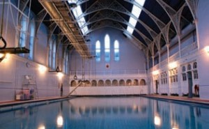 Weston Baths Club in Glasgow is one of ten heritage pools to join the new Historic Pools of Britain association.