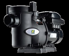 A variable speed circulation pump, such as the FloPro also from Zodiac, can run the filtration system for longer periods whilst reducing the pump running costs by up to 90 per cent