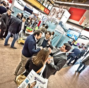 New look italian show for Pool and spa show 2016