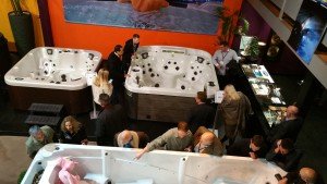 Coast Spas retailers benefitted from two International Dealer Meeting events this year.