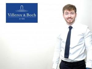 Dominic Moseley has recently been appointed as UK sales manager for Villeroy & Boch.