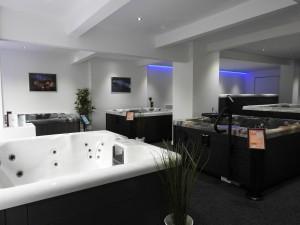 Hydro-Active Showroom