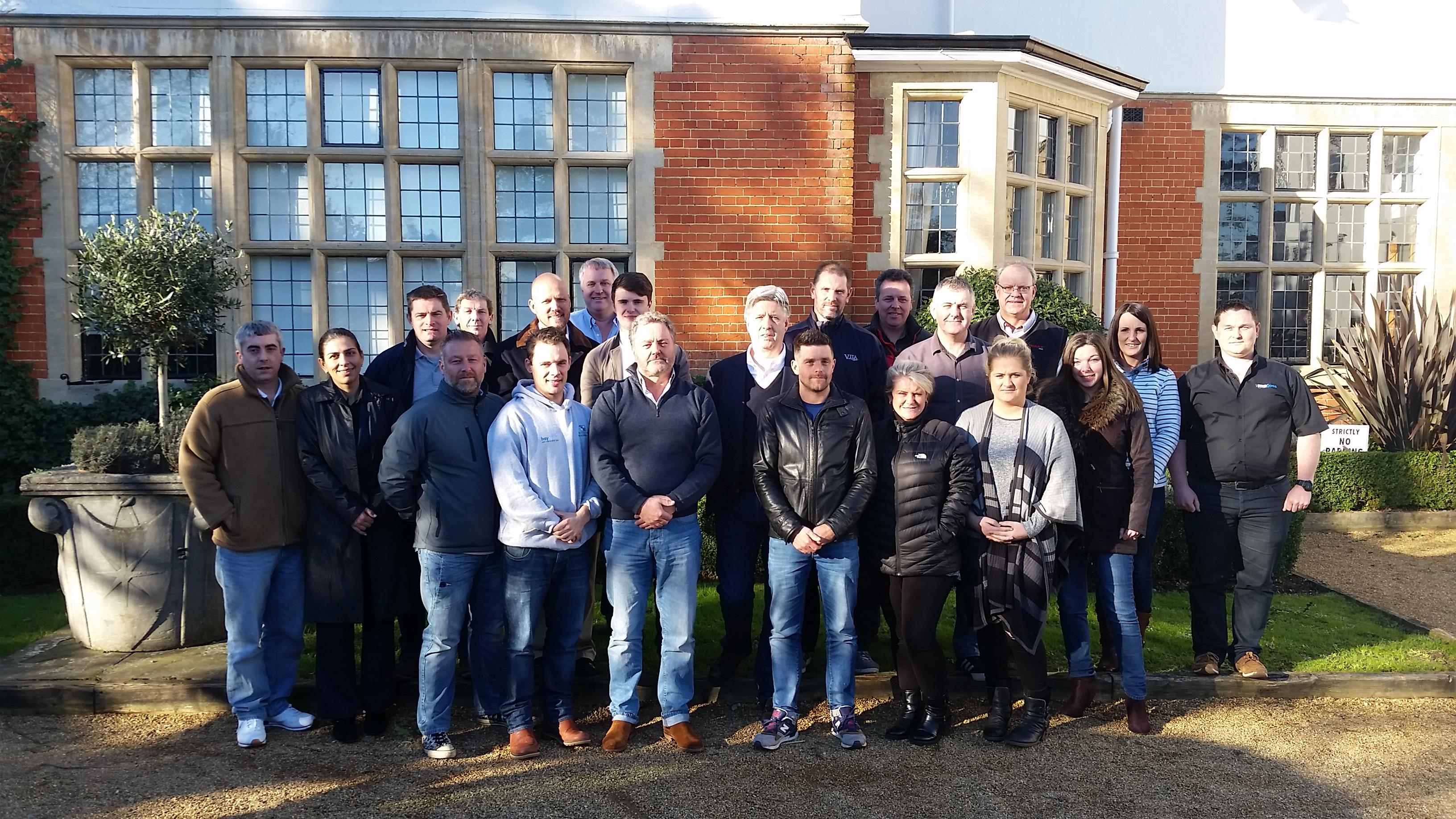 The annual Vita Spa dealer day was hosted in Essex.