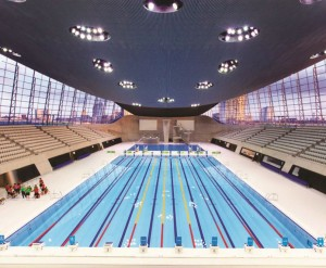 London Aquatics Centre recently achieved an 'excellent' rating in Sport England's quality scheme Quest.