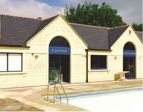 Built in 1869, Cirencester Open Air Pool has undergone a major refurbishment.