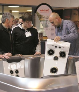 Hot Tub Living Expo visitors will have their first UK opportunity to see debut products from leading spa brands.