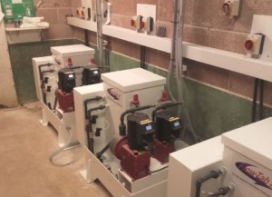 Manufactured by JAK Water Systems, three FlowTab II systems have been installed at Centre Parcs Whinfell Forest.