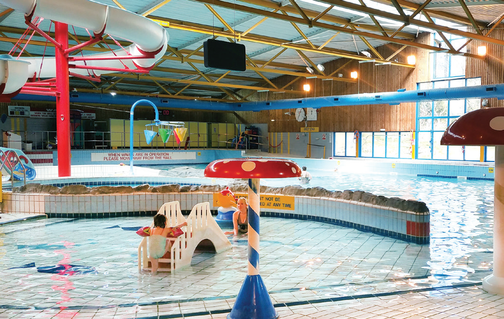 Cryptosporidium was found in the water at Cocks Moors Woods Leisure Centre.