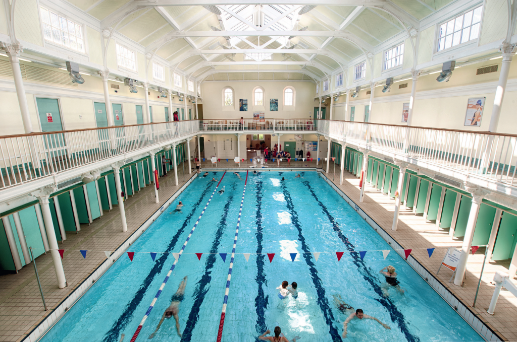 An increasing number of historic pools are being saved by dedicated community groups and organisations who are taking on the challenge of restoring them to their former glory. Pic: Edinburgh Leisure