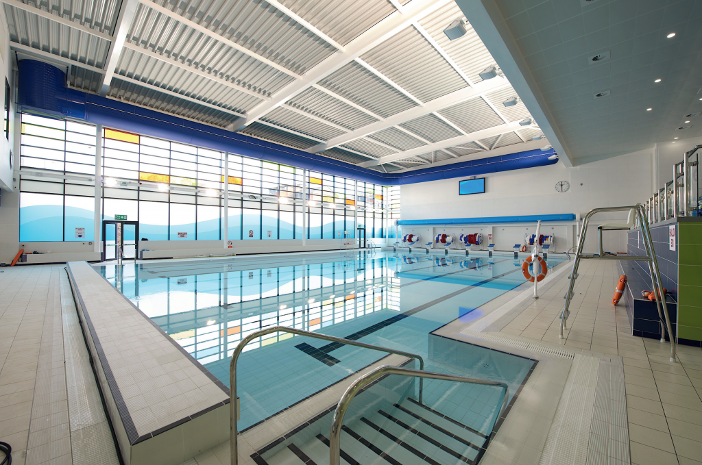 Earlier this summer Oldham's new £15m leisure centre opened, boasting a 25m eight-lane competition pool.