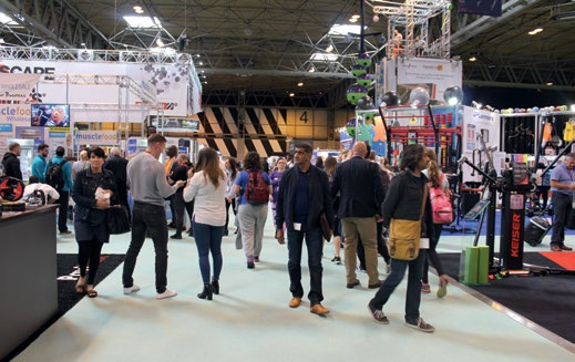 LIW returned to the NEC in September.