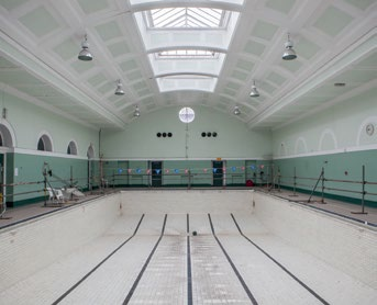 Regeneration project go ahead for Pool design newcastle