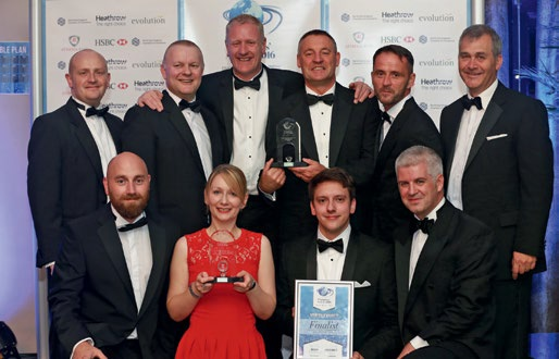 Palintest, a manufacturer of water analysis technologies, is delighted to have won the North East Exporters' Award
