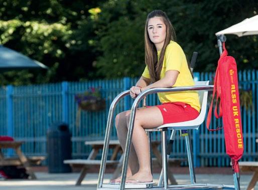 Five people lost their lives in accidental drownings in swimming pools according to the latest findings by the National Water Safety Forum. Pic: RLSS UK.