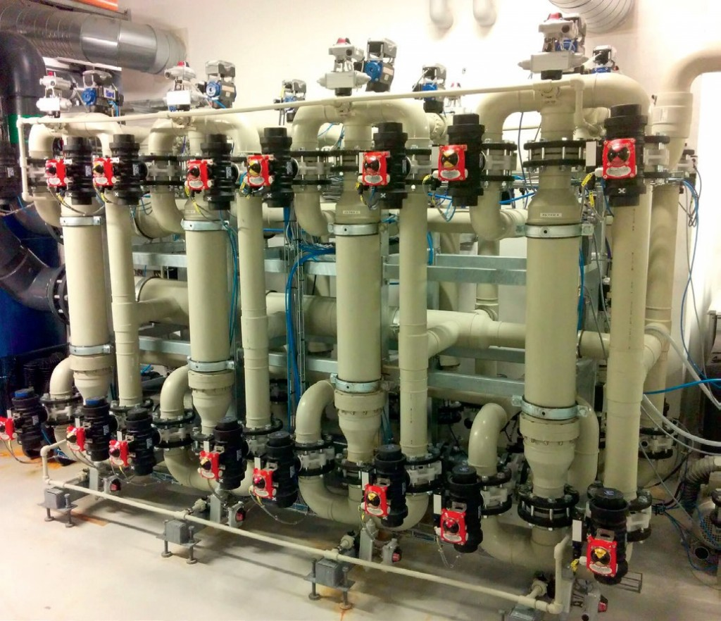 Ankerskogen in Norway, a six pool facility, has already opted for Ceramiflo as their filtration solution.