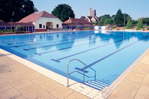 Guildford Lido is one of Freedom Leisure's 42 water leisure venues.