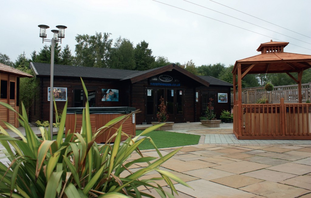 The multi-award winning Jacuzzi dealership now occupies four showrooms in Oxfordshire (pictured), Gloucestershire, Kent and the West Midlands.