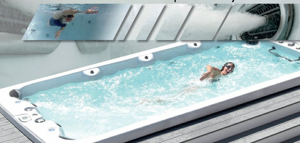 Force Jet Propulsion has been expertly designed to fit into Vita Spa's existing swim spa range.