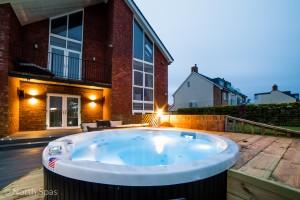 North Spas hot tub (3)