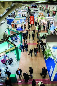 VERTICALE DALL'ALTO DELL'EXPO