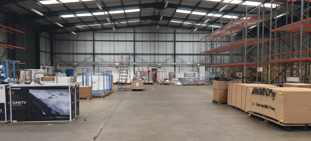 Hydropool's new distribution facility will offer three times the current stock availability, plus an overnight parts, delivery and installation service.