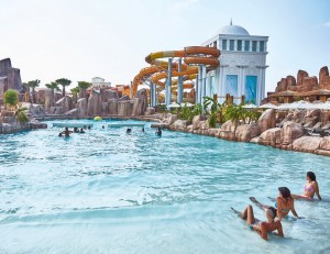 Polin Waterparks and WOW Company celebrated their first collaboration at Land of Legends Waterpark in Turkey