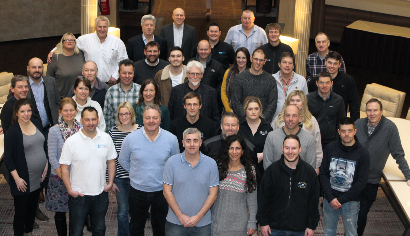 The Aqua Warehouse Group and its dealers came together to celebrate recent successes.